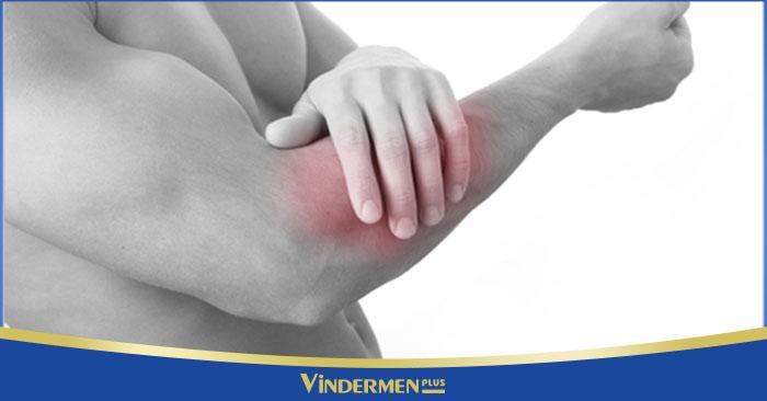 Đau nhức trong xương cánh tay phải làm sao ?