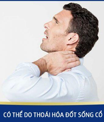 Vì sao thoái hóa đốt sống cổ có thể gây đau đầu, chóng mặt, thiếu máu não