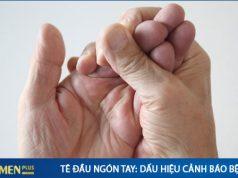 Bị tê đầu ngón tay là dấu hiểu cảnh báo bệnh gì?