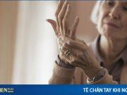 Bị tê chân tay khi ngủ dậy là biểu hiện của bệnh gì ?